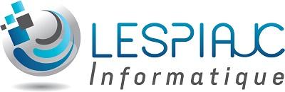 Logo LESPIAUC Informatique